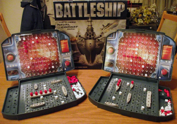 Battleships - Battleship Board Game